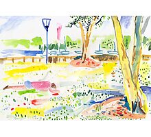 Rushcutters Bay Park Photographic Print