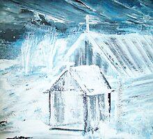 Country Church by Jeff Schauss