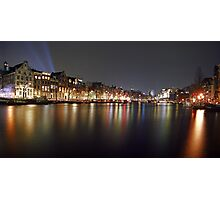 new year's eve amsterdam Photographic Print