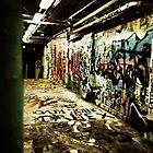 Graffiti #2 by Una Bazdar