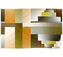 Parallelogram Poster