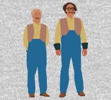 Tim and Eric by SuperMrStylo