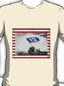 12th Man Raise the Flag T-Shirt