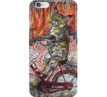 Hell on Wheels iPhone Case/Skin