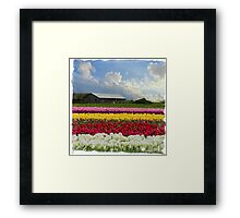 Flower Art - Hope Is Framed Print