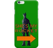 She's My Rocket iPhone Case/Skin