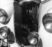 1950 Riley 2.5 litre Drophead Saloon by Peter Sandilands