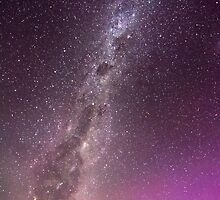Under a tasmanian Milky way by Robert-Todd