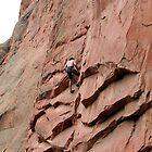Rock Climbing by tdeuel98