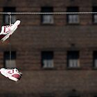 Shoes On A Wire by Louis Galli