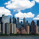 NYC Panorama by Louis Galli