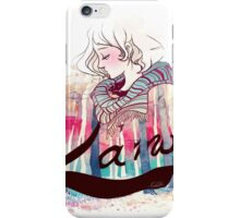 The Love iPhone Case/Skin