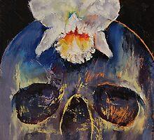 Voodoo Skull by Michael Creese
