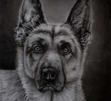 """Noble"" by Michelle Wrighton by thatdogshop"