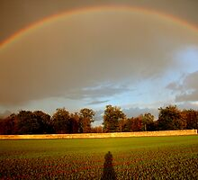 Racing the rainbow by Alastair Humphreys