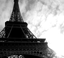 Eiffel Tower by Alastair Humphreys