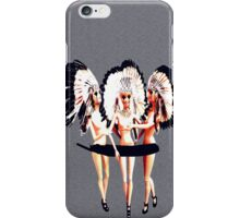 TRIBE-BARBIE iPhone Case/Skin