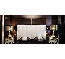 Interior luxury bedroom  Photographic Print