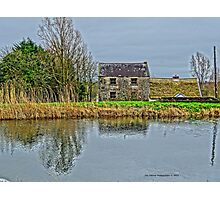 The old schoolhouse Photographic Print