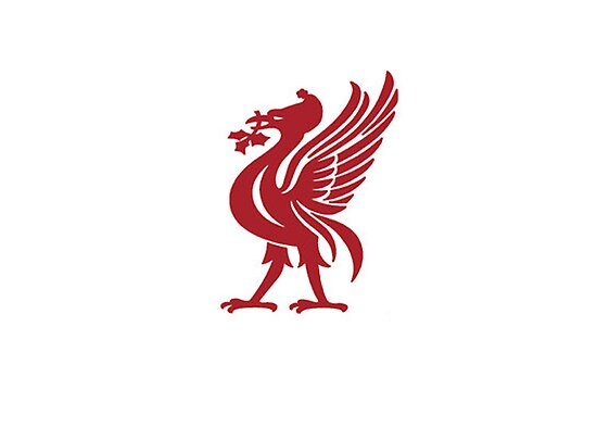 Christmas liver bird - red by ch3rrybl0ss0m