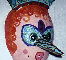 Opera Lady by Elizabeth Arlene  Smith