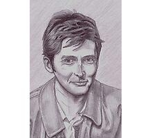 David Tennant  tenth Doctor Photographic Print