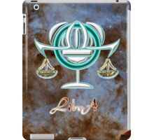 The Zodiac sign of Libra - all products iPad Case/Skin