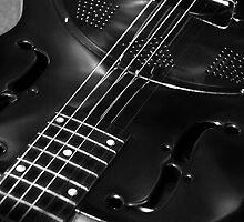 Resophonic Guitar by Benjamin Padgett