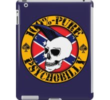 Pure Psychobilly - Flag iPad Case/Skin