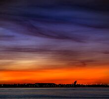 Newcastle Harbour III by Mark Moskvitch