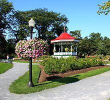 The Public Gardens by HALIFAXPHOTO
