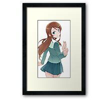 Kirino Original No.1 Framed Print