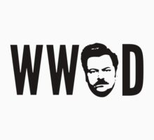 What Would Swanson Do? by ONE WORLD by High Street Design