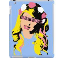 Pop Meghan iPad Case/Skin
