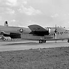 Fairchild C-119G Packet 53-7851 by Colin Smedley