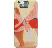 Squeeze me Please me  iPhone Case/Skin