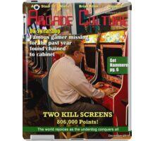 Allen Stall Kill Screen iPad Case/Skin