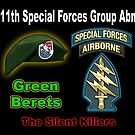 11th Special Froces Group Abn by woodywhip