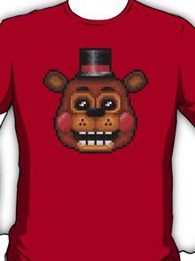Five Nights at Freddy's 2 - Pixel art - Toy Freddy T-Shirt
