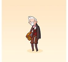 Adventure Time and Space! War Doctor by owlhaus