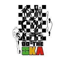Do the Ska - colour Photographic Print