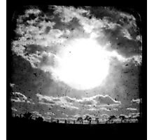 The Sun - TTV Photographic Print