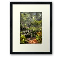Tranquility II Framed Print