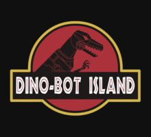 Dino-Bot Island by robotghost