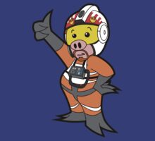 Leave it to Porkins  by robotghost