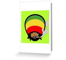 ..:JaMaiCan MaN:.. Greeting Card