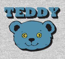 TEDDY-SKY BLUE by IMPACTEES