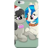 A Very Merry Couple iPhone Case/Skin