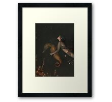 dream ride Framed Print