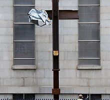 The Cross at Ground Zero by Louis Galli